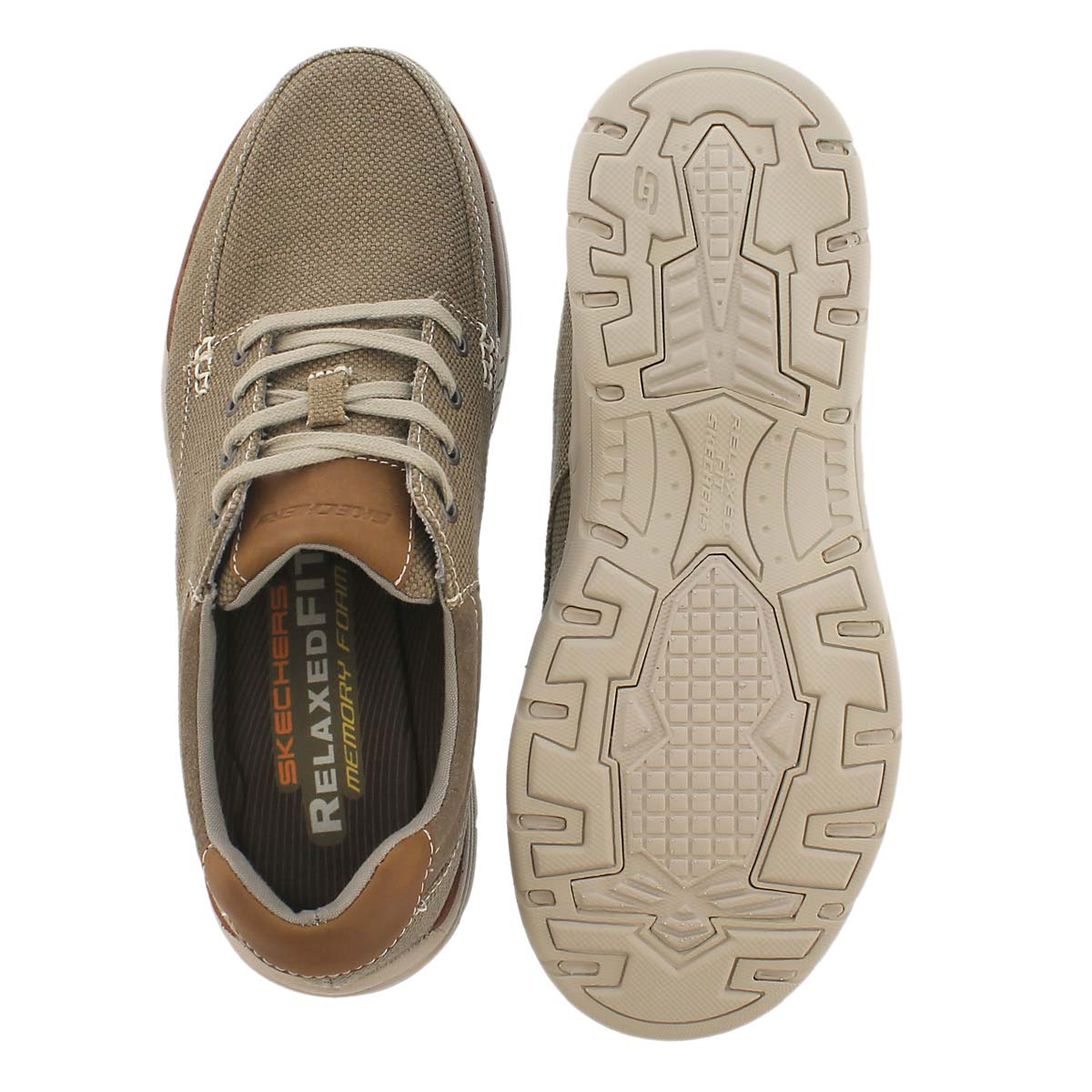 Espadrille Expected Orman, kaki, homme