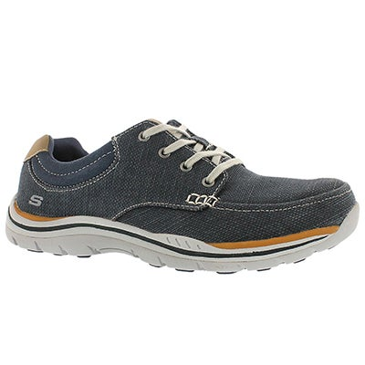 Skechers Men's EXPECTED ORMAN navy sneakers