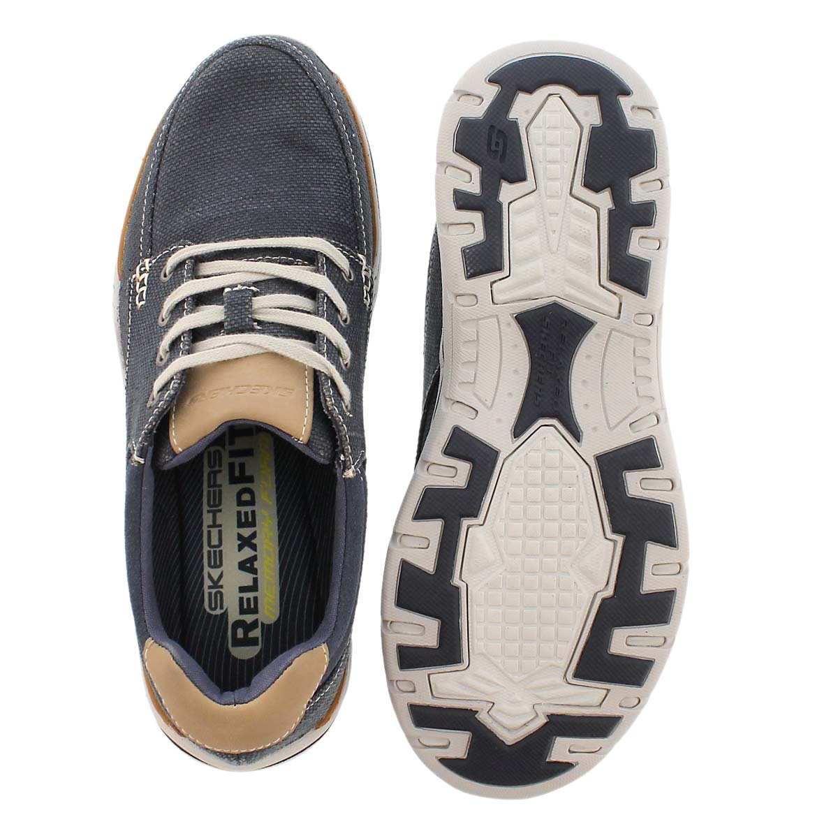 Mns Expected Orman navy sneaker