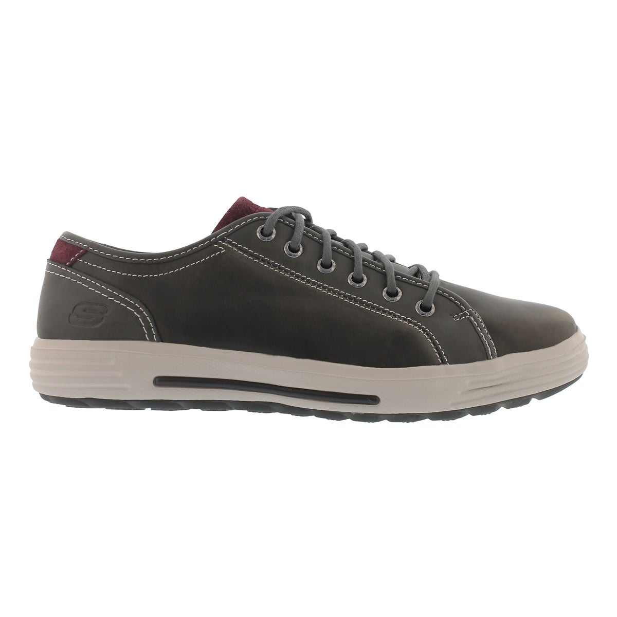 Mns Porter Ressen grey lace up sneaker