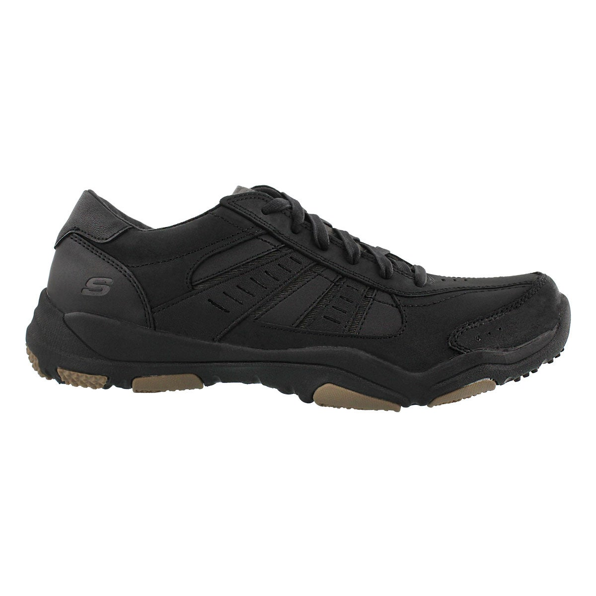 Mns Larson Nerick black bike toe sneaker