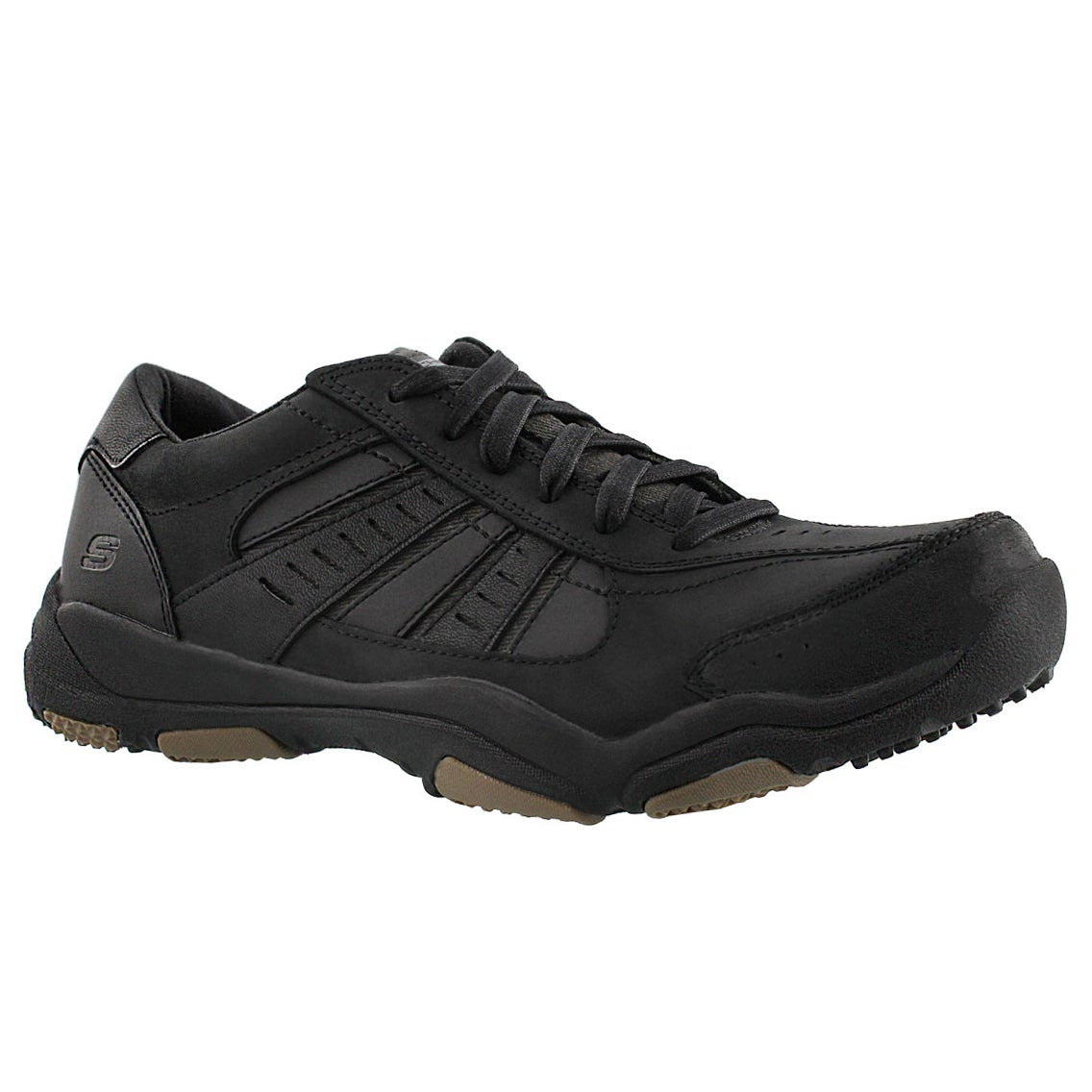 Men's LARSON NERICK black bike toe sneaker