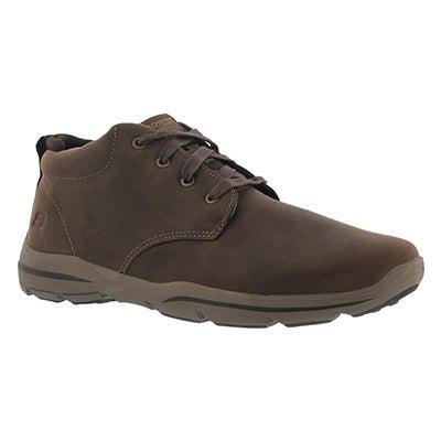 Mns Harper Meldon chocolate ankle boot