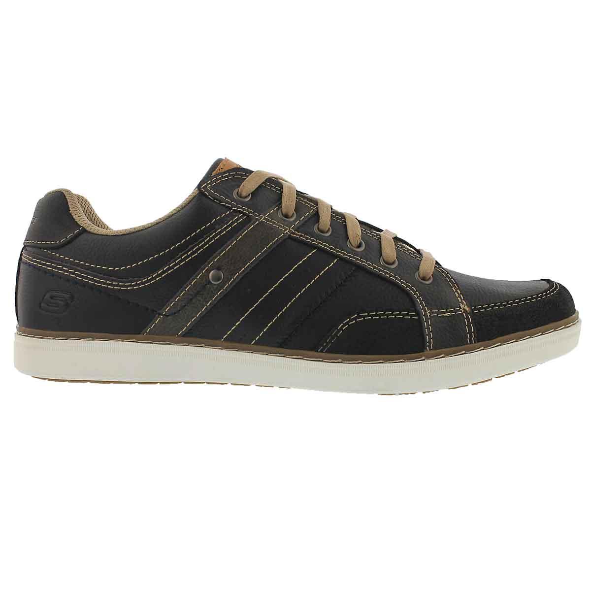 Mns Lanson Torben blk lace up sneaker