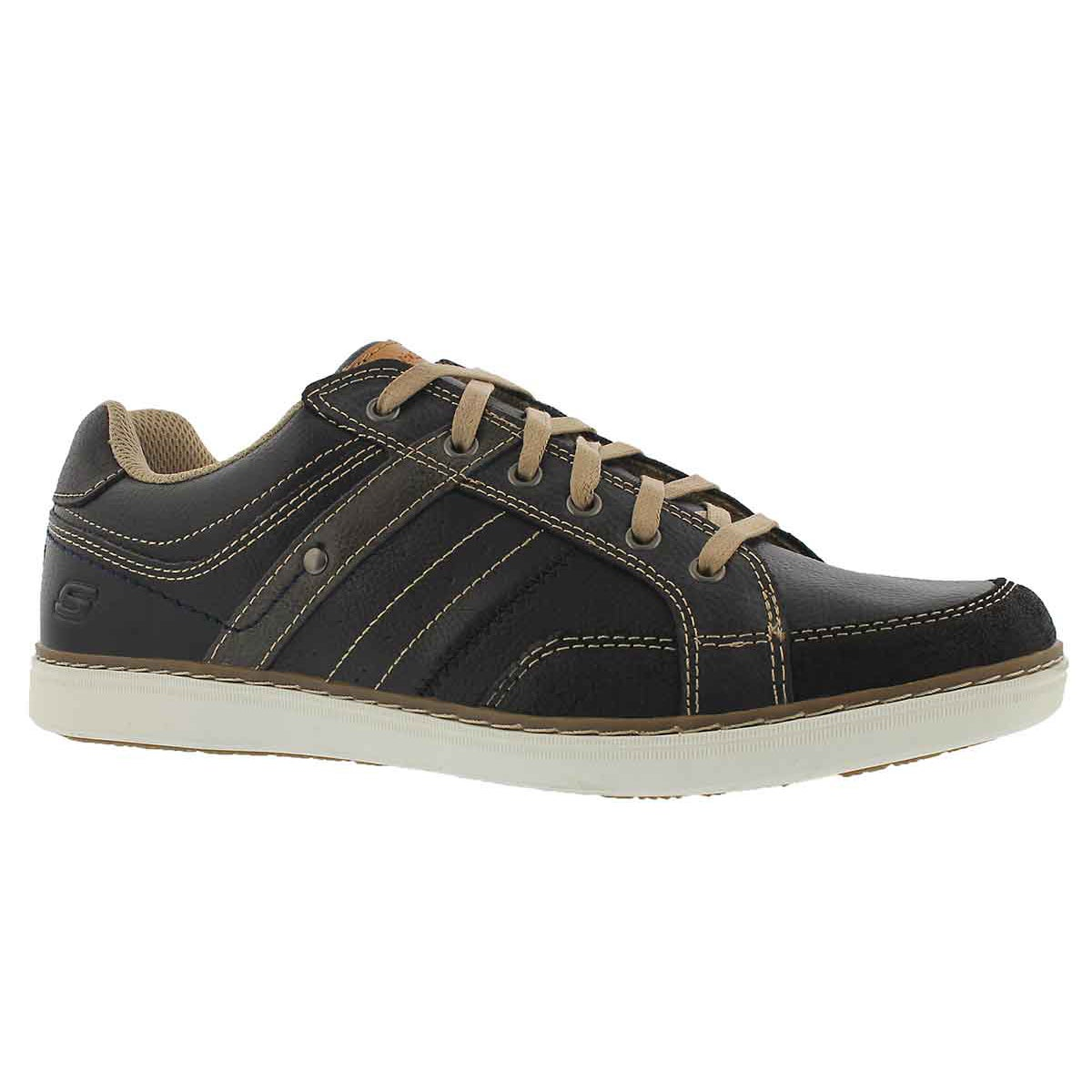 Men's LANSON TORBEN black lace up sneakers