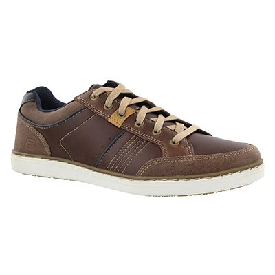 Mns Larson Rometo brown lace up sneaker