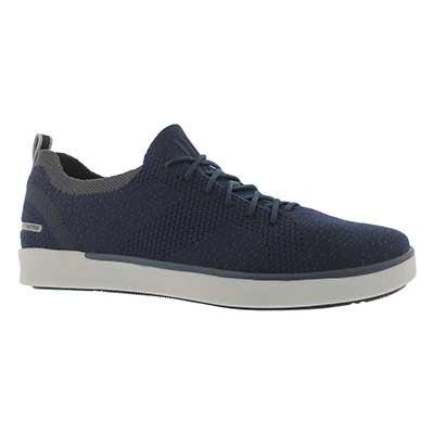 Mns Boyar Molsen navy slip on sneaker