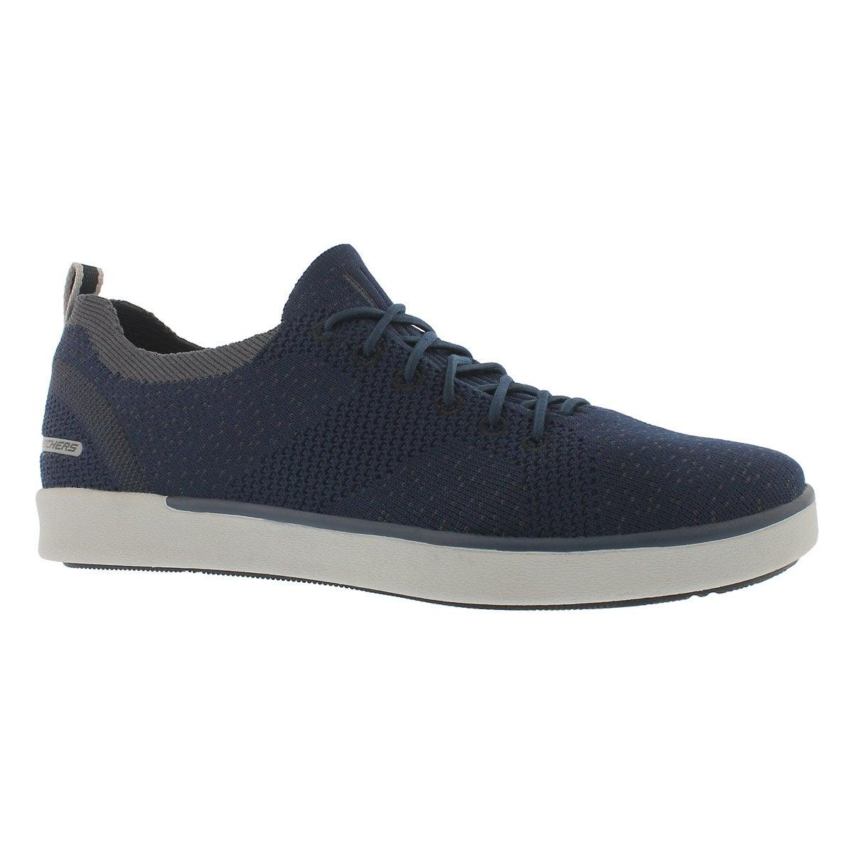 Men's BOYAR MOLSEN navy slip on sneakers