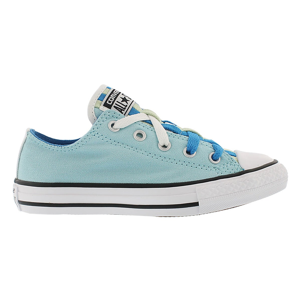Grs CTAS Loopholes Canvas blue sneaker