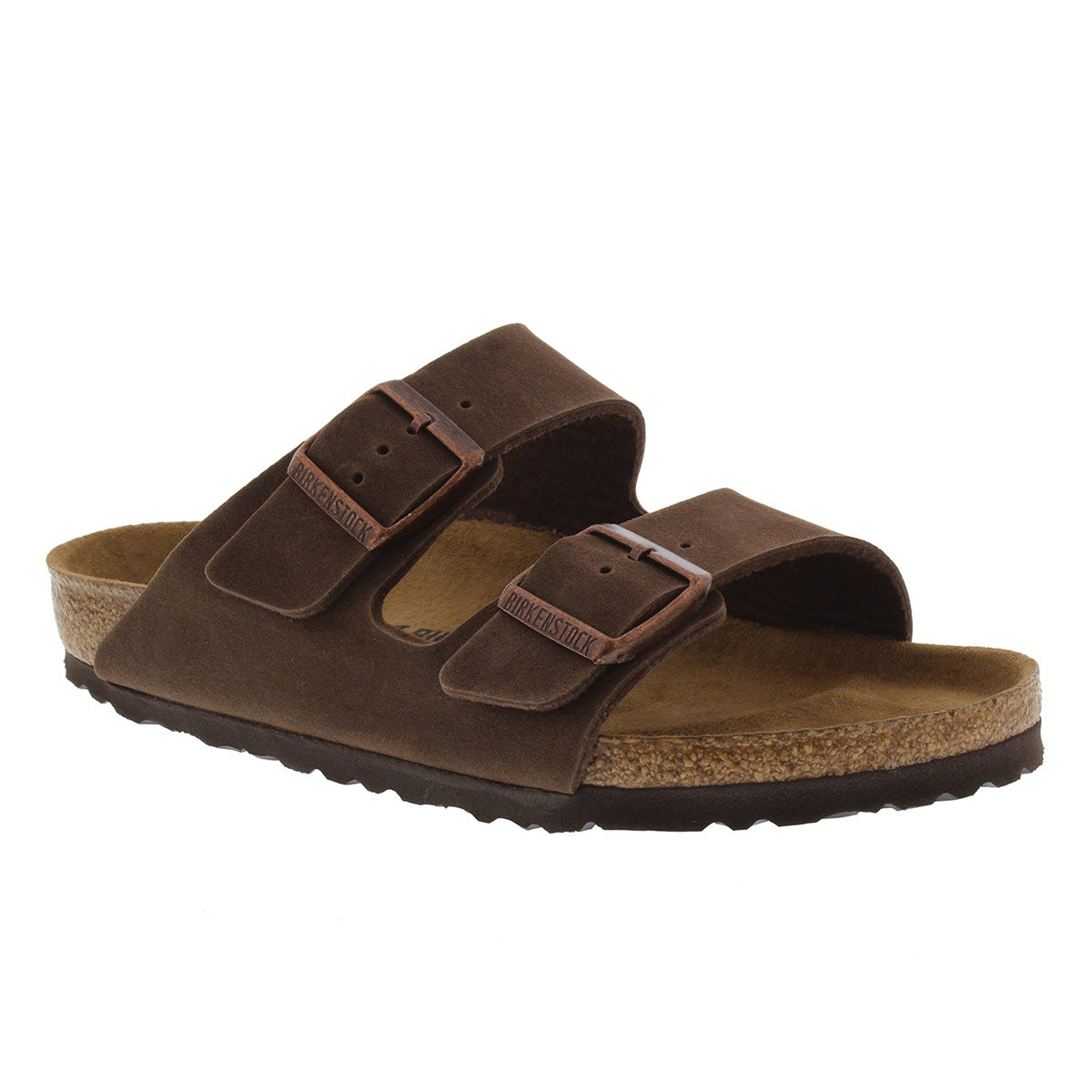 Lds Arizona Vegan cocoa slide sandal