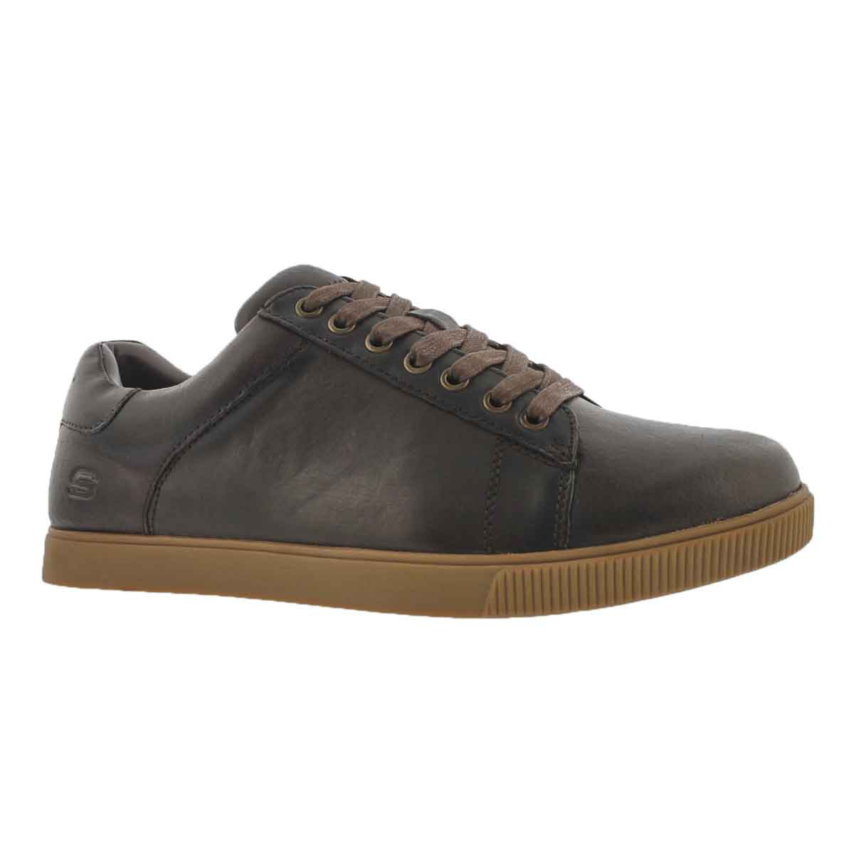 Mns Volden Fandom choc lace up snkr