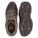 Mns Rovato Soloven brown lace up snkr