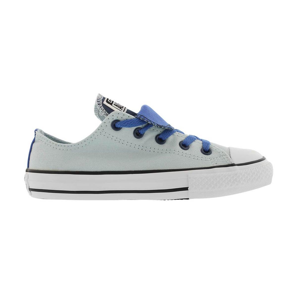 Grs CTAS Double Tongue blue/wht sneaker