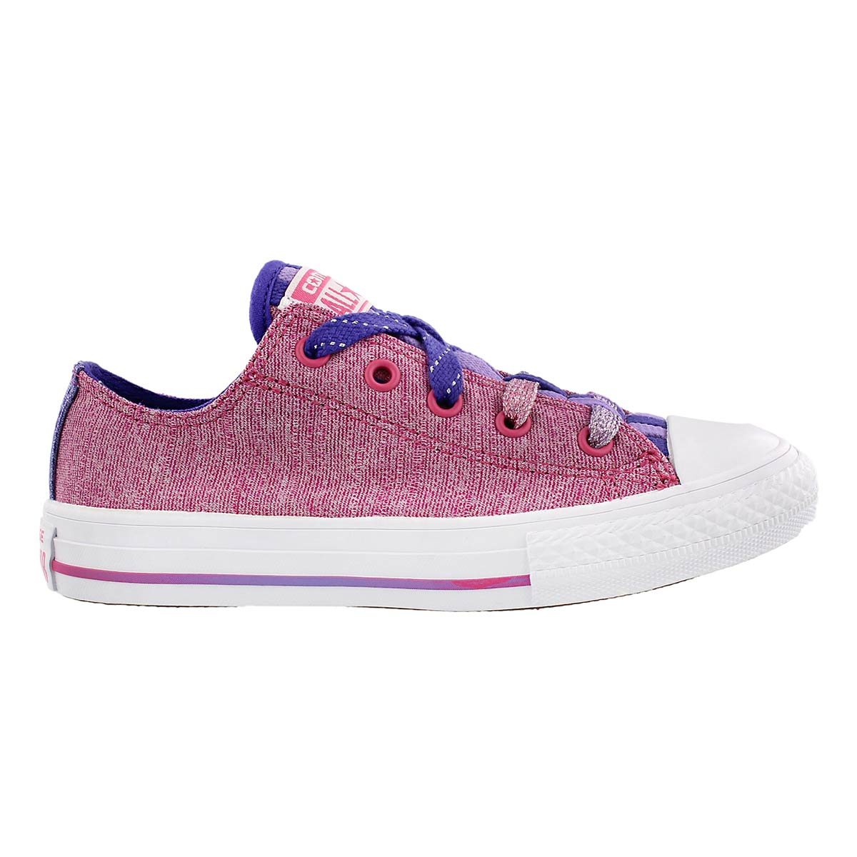 Grs CTAS Loopholes Ox pnk/grape sneaker