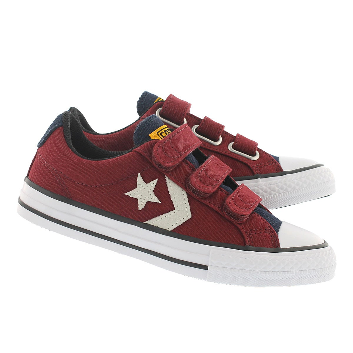 Bys Star Player 3V red/wht sneaker