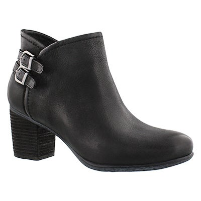 Lds Britney 47 black low dress bootie