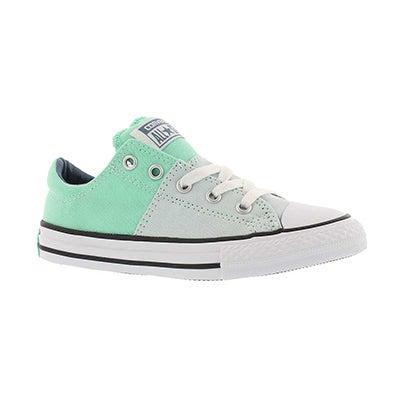 Grls CTAS Madison blu/grn sneaker