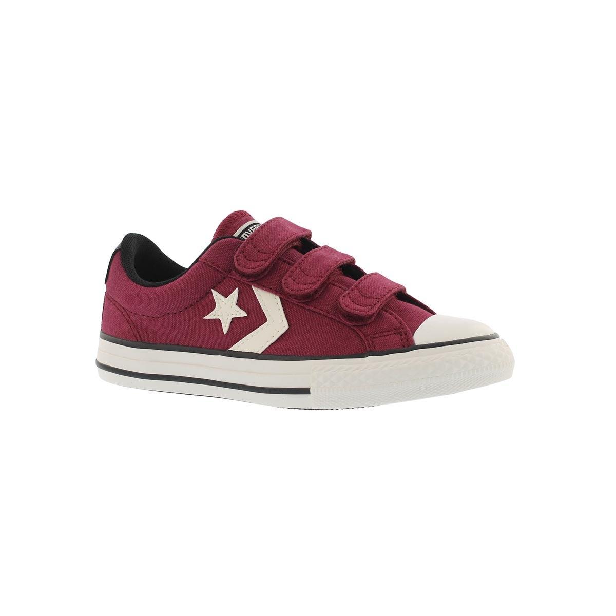 Boys CT STAR PLAYER 3V rhubarb sneakers