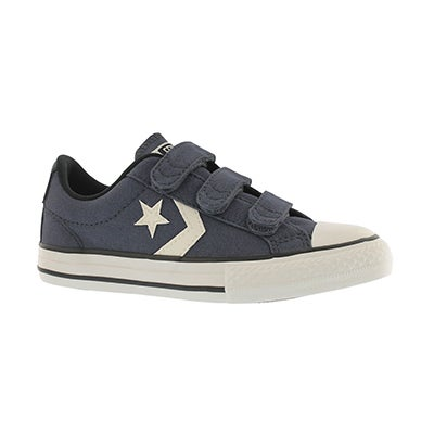 Converse Boys CT STAR PLAYER 3V sharkskin sneakers