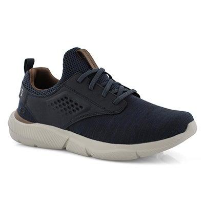 Mns Ingram navy slip on sneaker