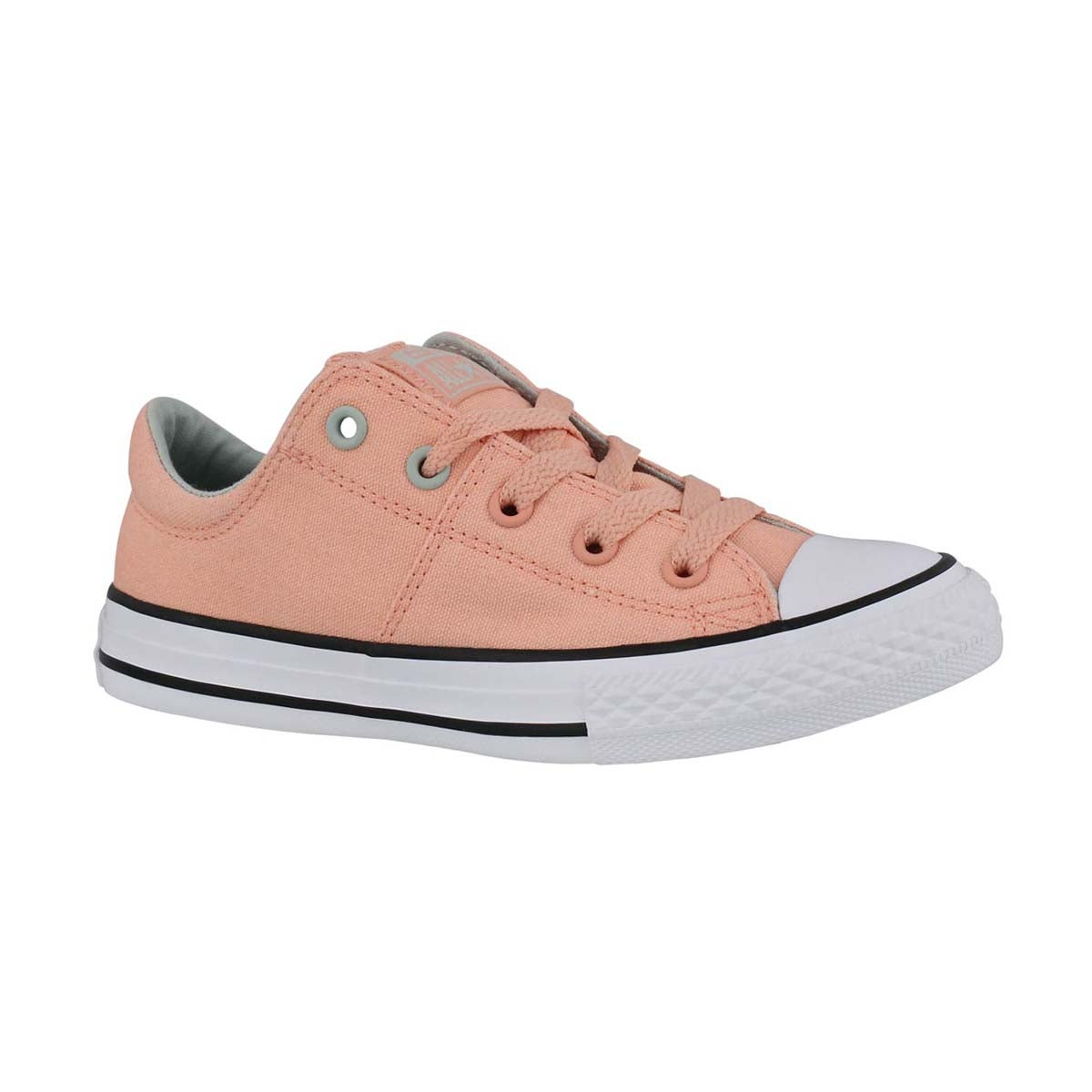 Grls CTAS Madison coral/bamboo sneaker