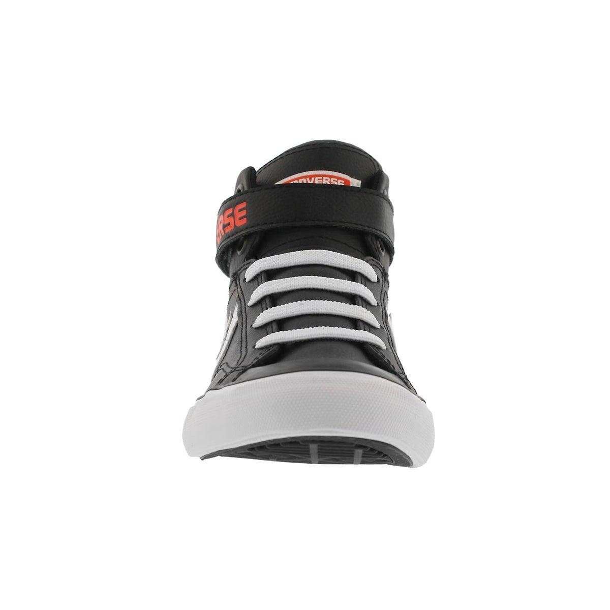 Bys Pro Blaze Hi blk/wht/red sneaker