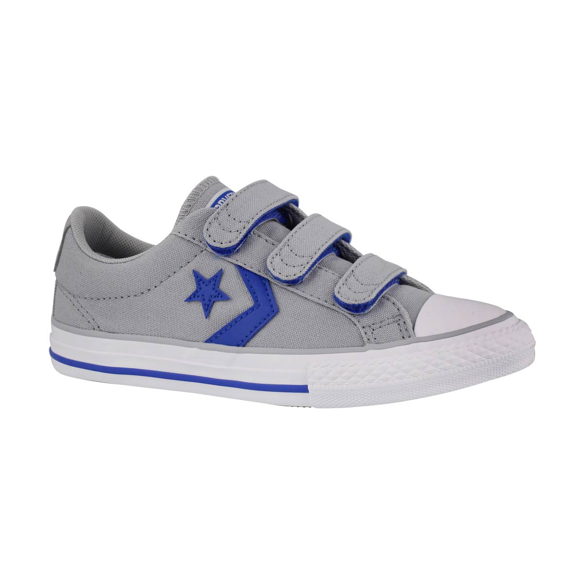 Bys Star Player 3V grey/blu/wht sneaker