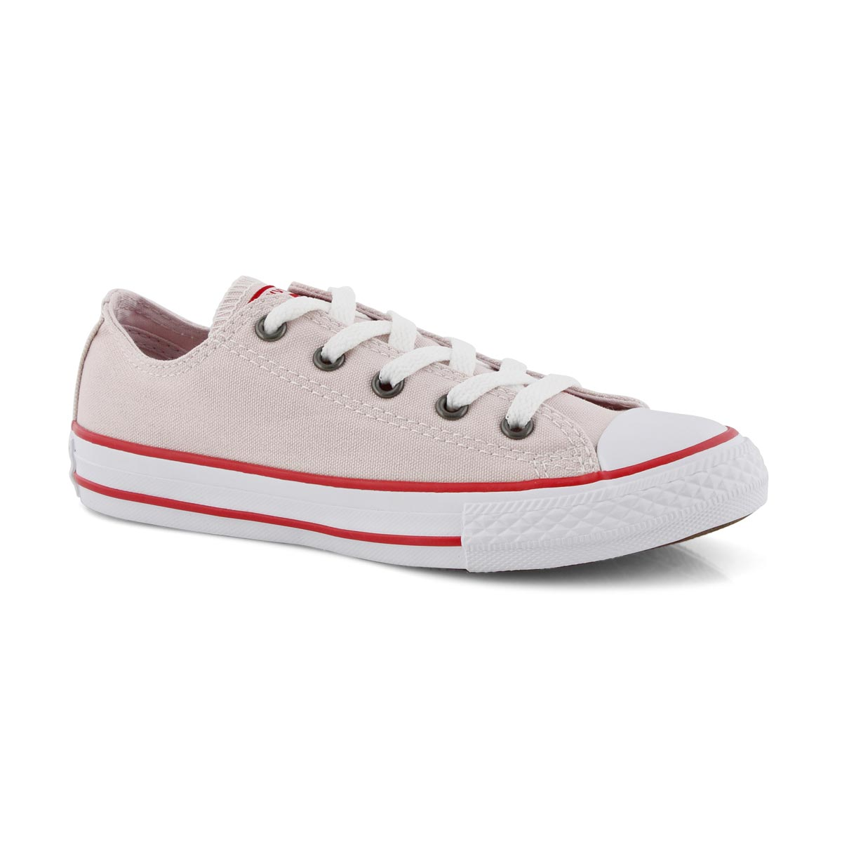 Grls CTAS Seasonal rose/red/wht sneaker
