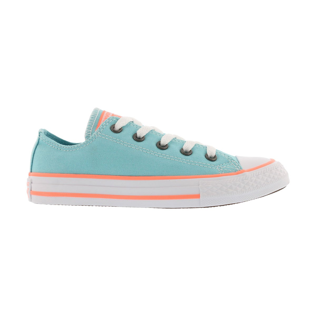 Grls CTAS Seasonal bleached aqua sneaker
