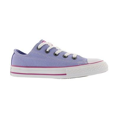 Girls' CT ALL STAR SEASONAL twilight plse sneakers