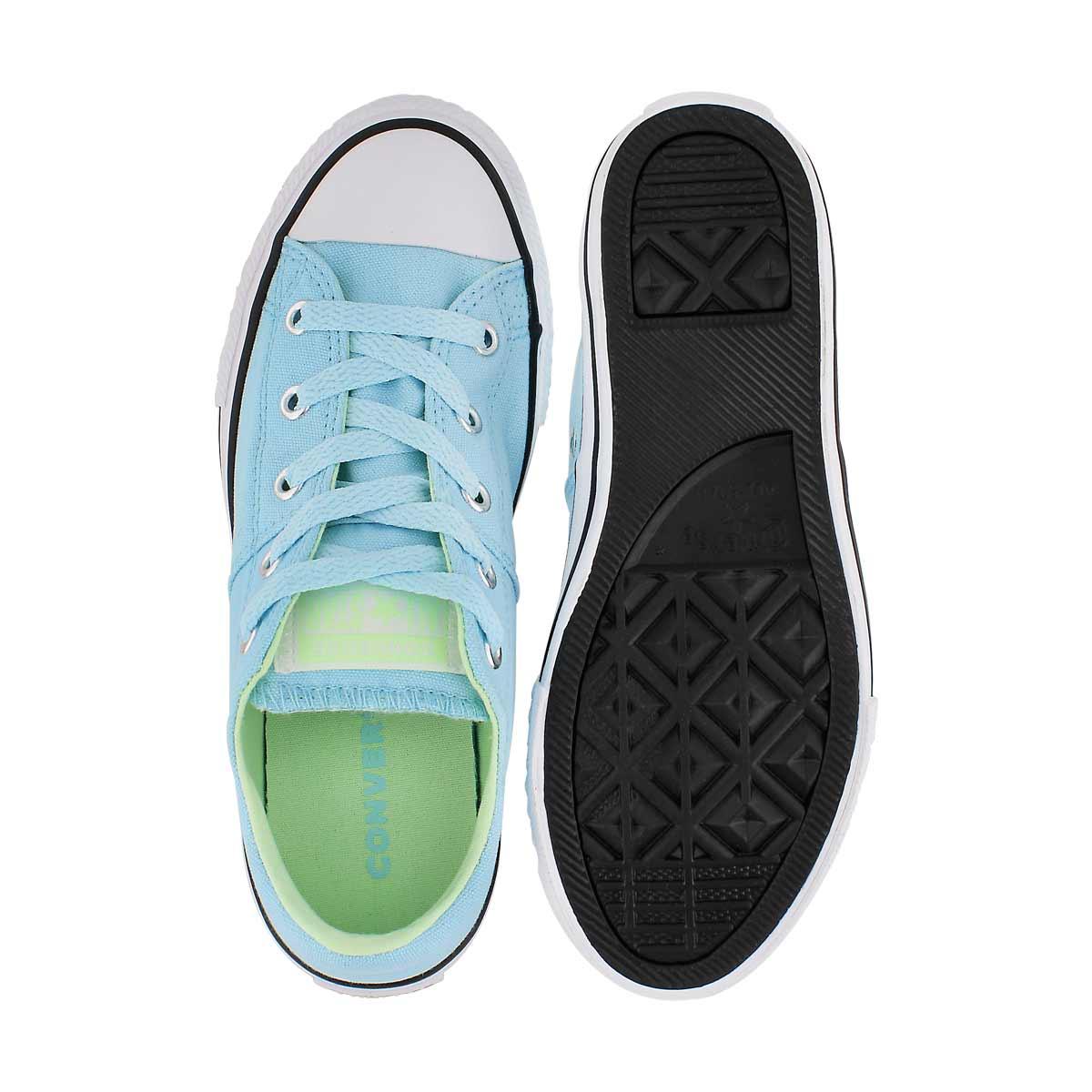 Grls CTAS Madison cyan tint sneaker