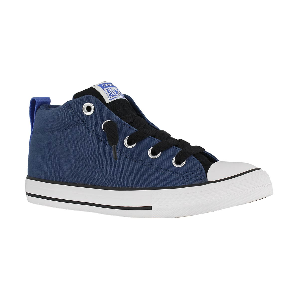 Converse Boys  Chuck Taylor All Star Street Leather Lace Up Sneaker ... 64cb23094