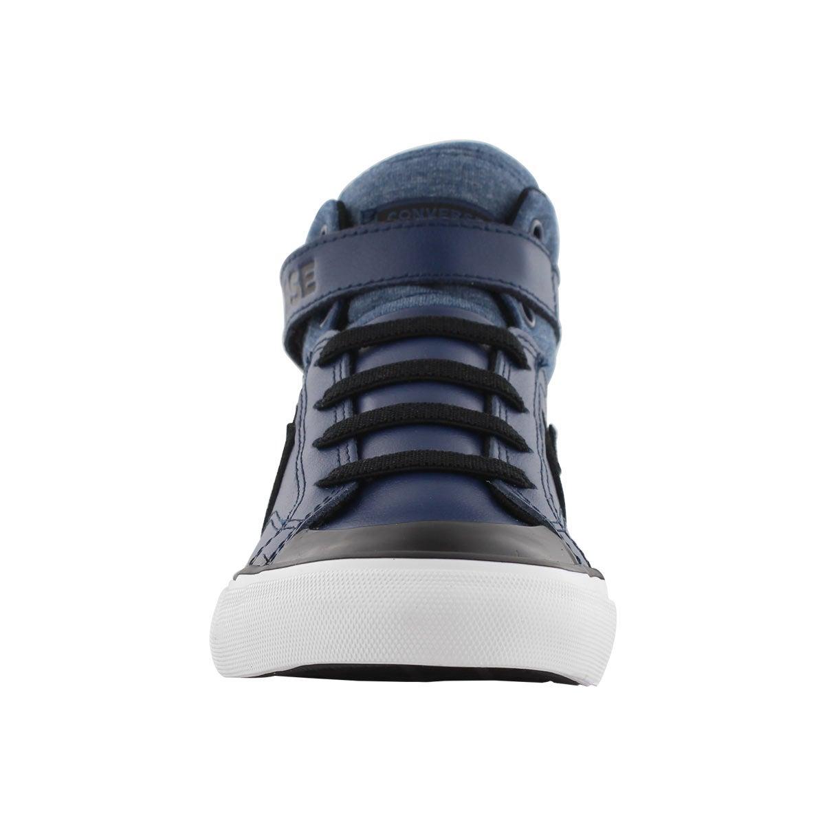 Bys Pro Blaze Strap nvy hi top sneaker