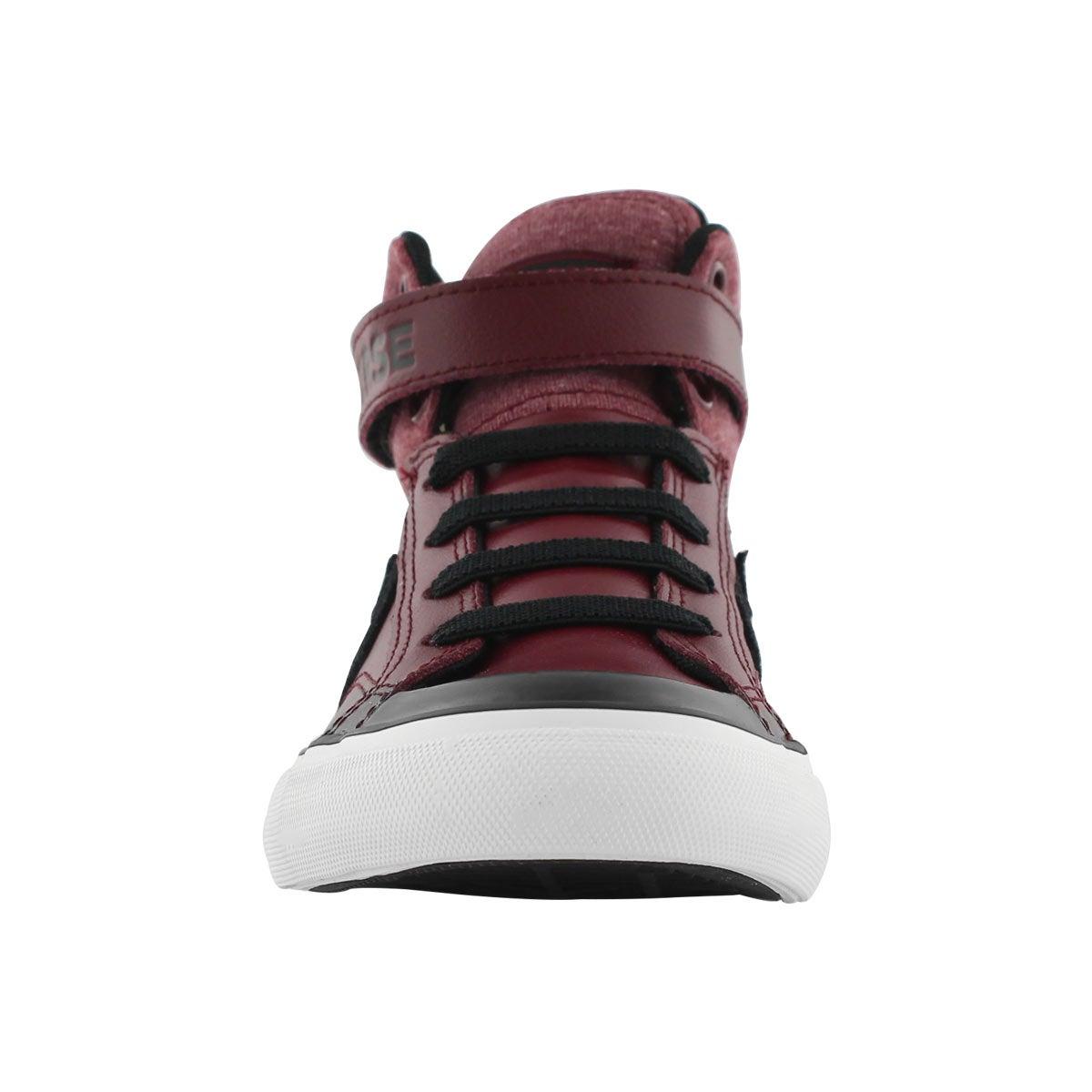 Bys Pro Blaze Strap burg hi top sneaker