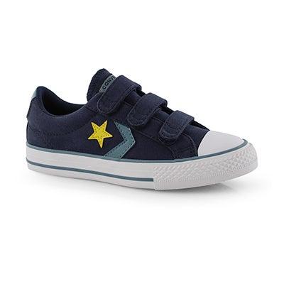 Bys Star Player 3V obsidian/teal sneaker