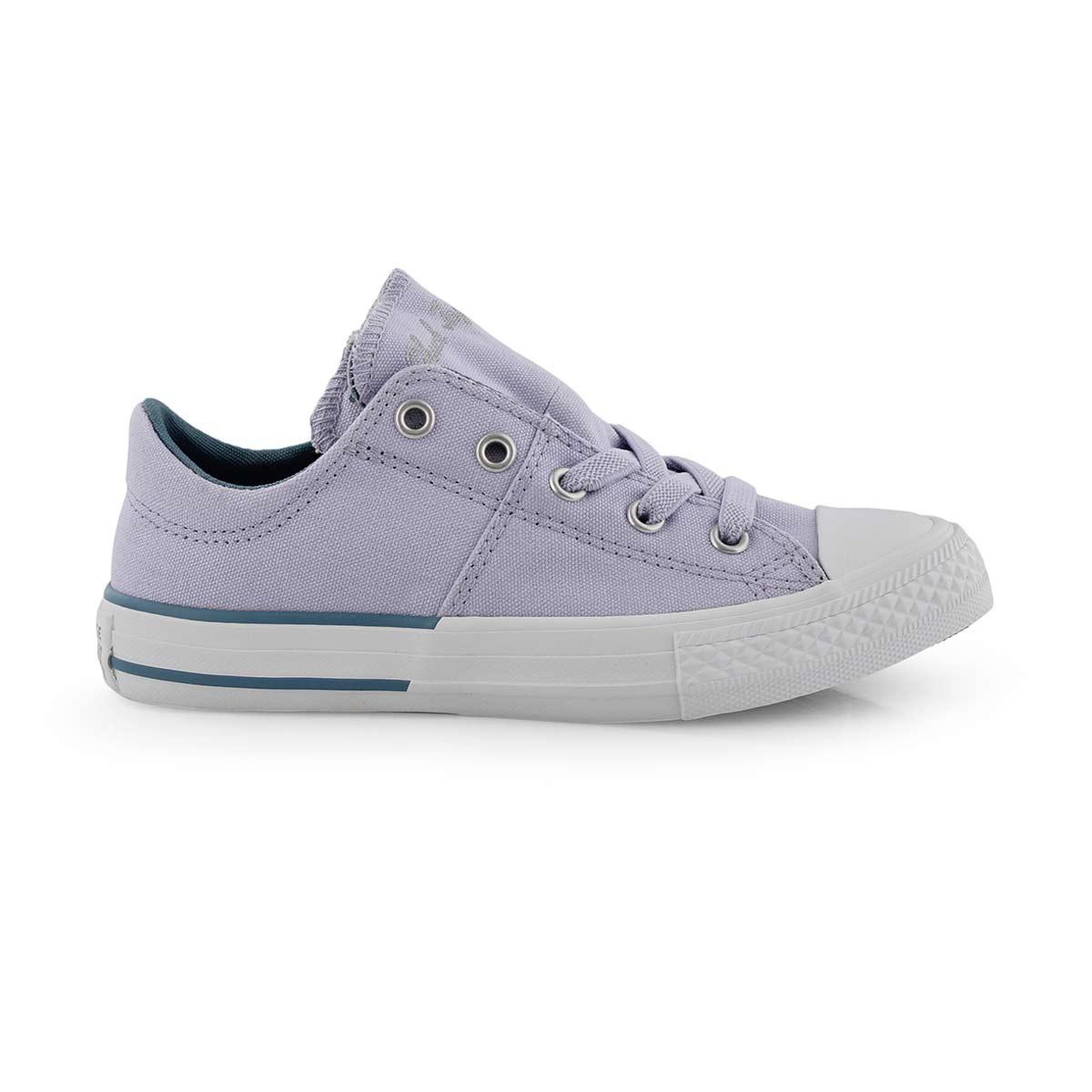 Grls CTAS Maddie purple/teal sneaker