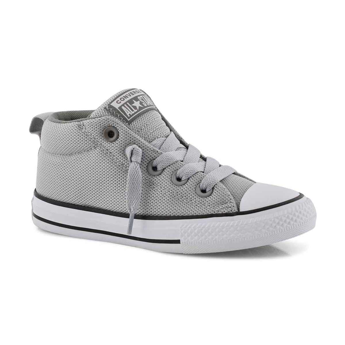 Bys CTAS Street Mid grey/mason sneaker