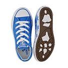 Bys CTAS Dinoverse blue/wht sneaker