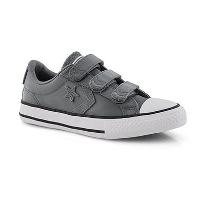 Bys Star Player 3V grey/wht sneaker