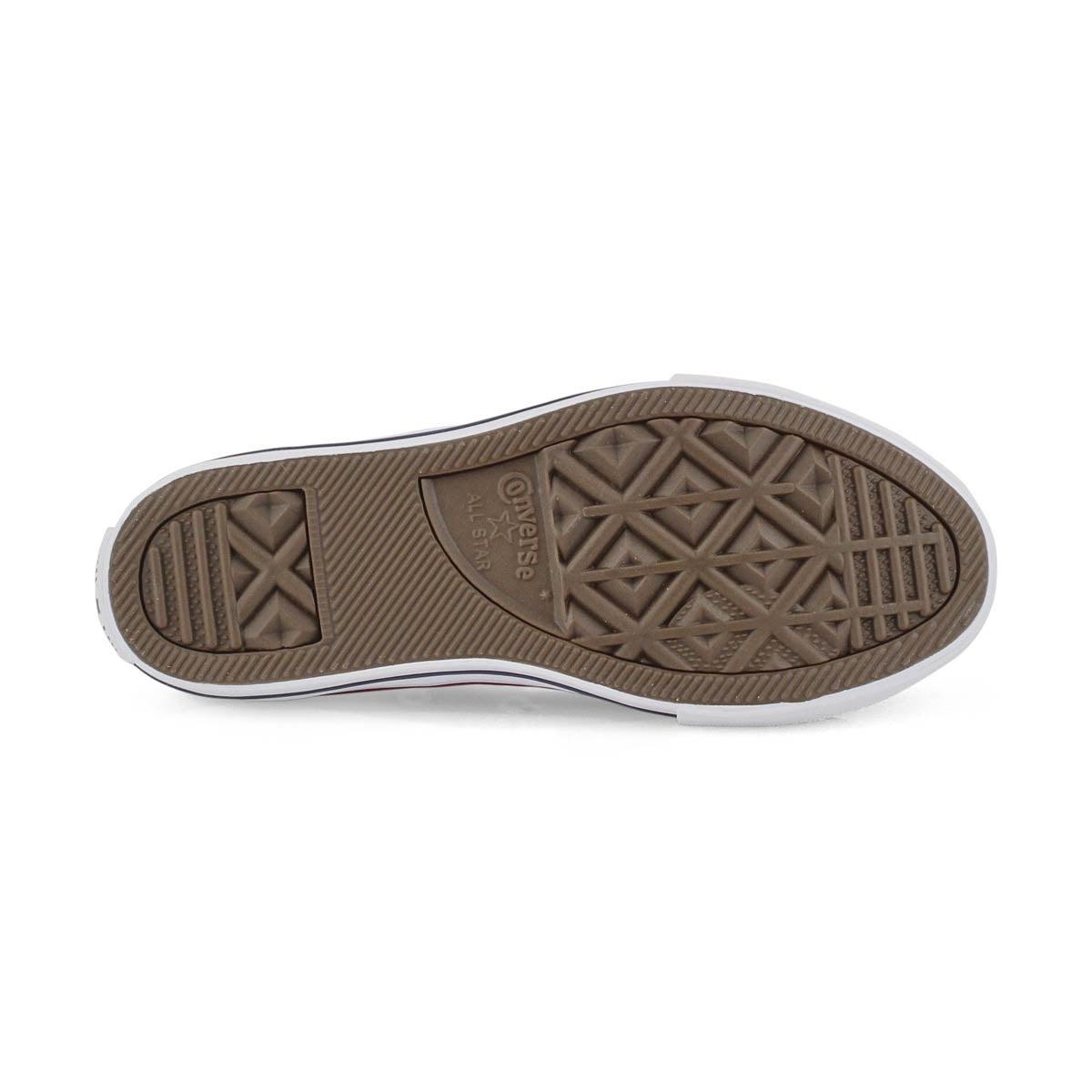 Grls CTAS Seasonal coast/garnet sneaker