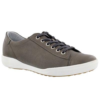 Lds Sina 11 asphalt lace up shoe