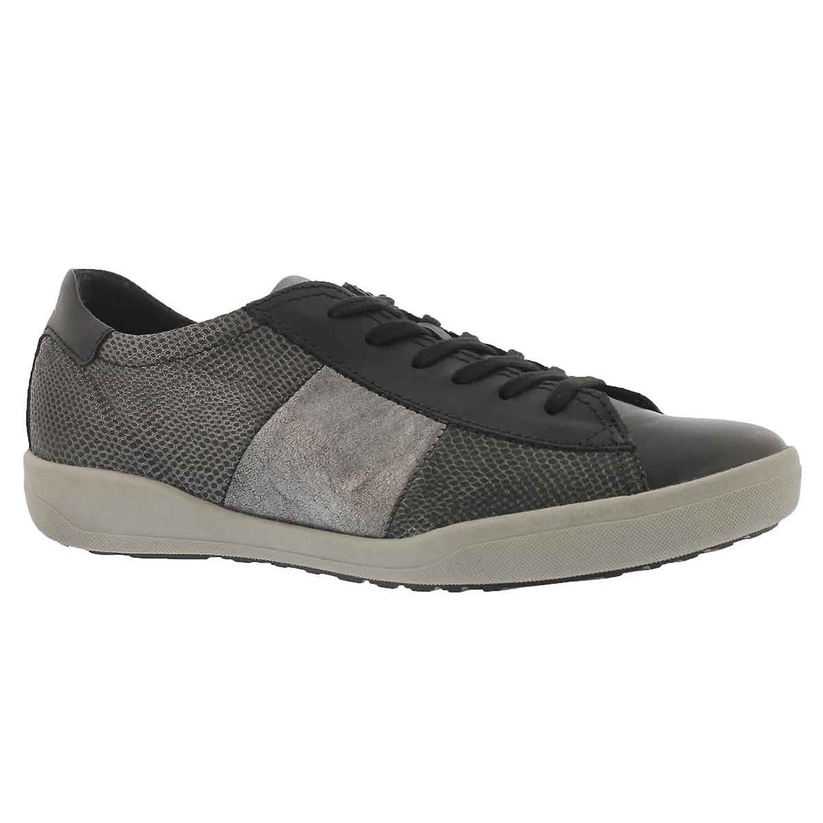 Women's SINA 27 schwarz lace up casual sneakers