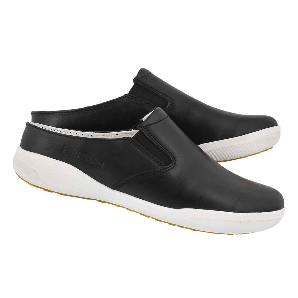 Lds Sina 35 black slip on shoe