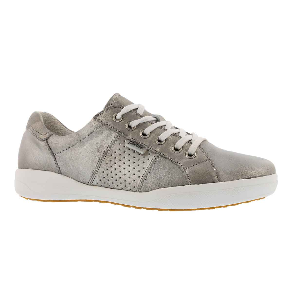 Women's SINA 41 platin lace up casual sneakers