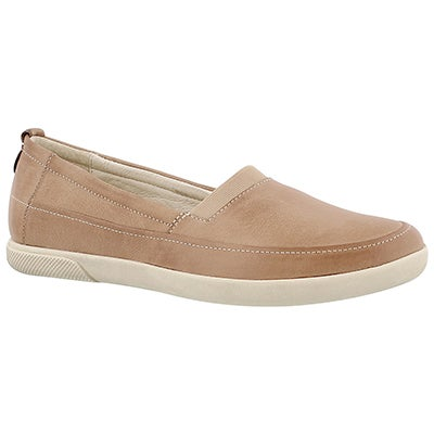 Josef Seibel Women's CIARA 11 beige slip on casual shoes