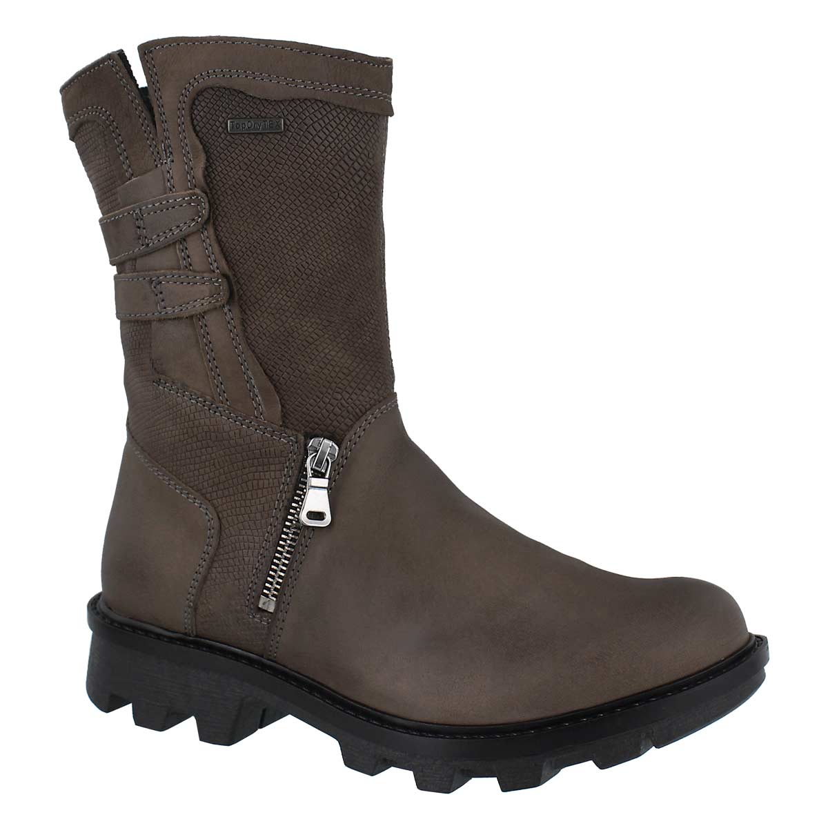 Women's MARILYN 15 anthracite midcalf boots