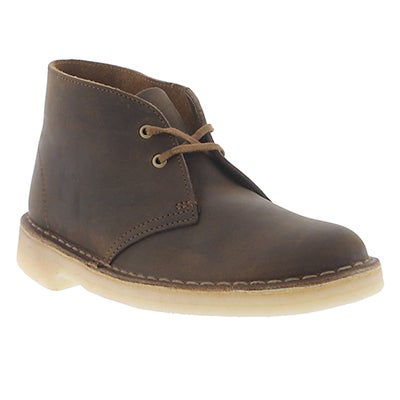Clarks Women's ORIGINALS DESERT BOOTS beeswax boots