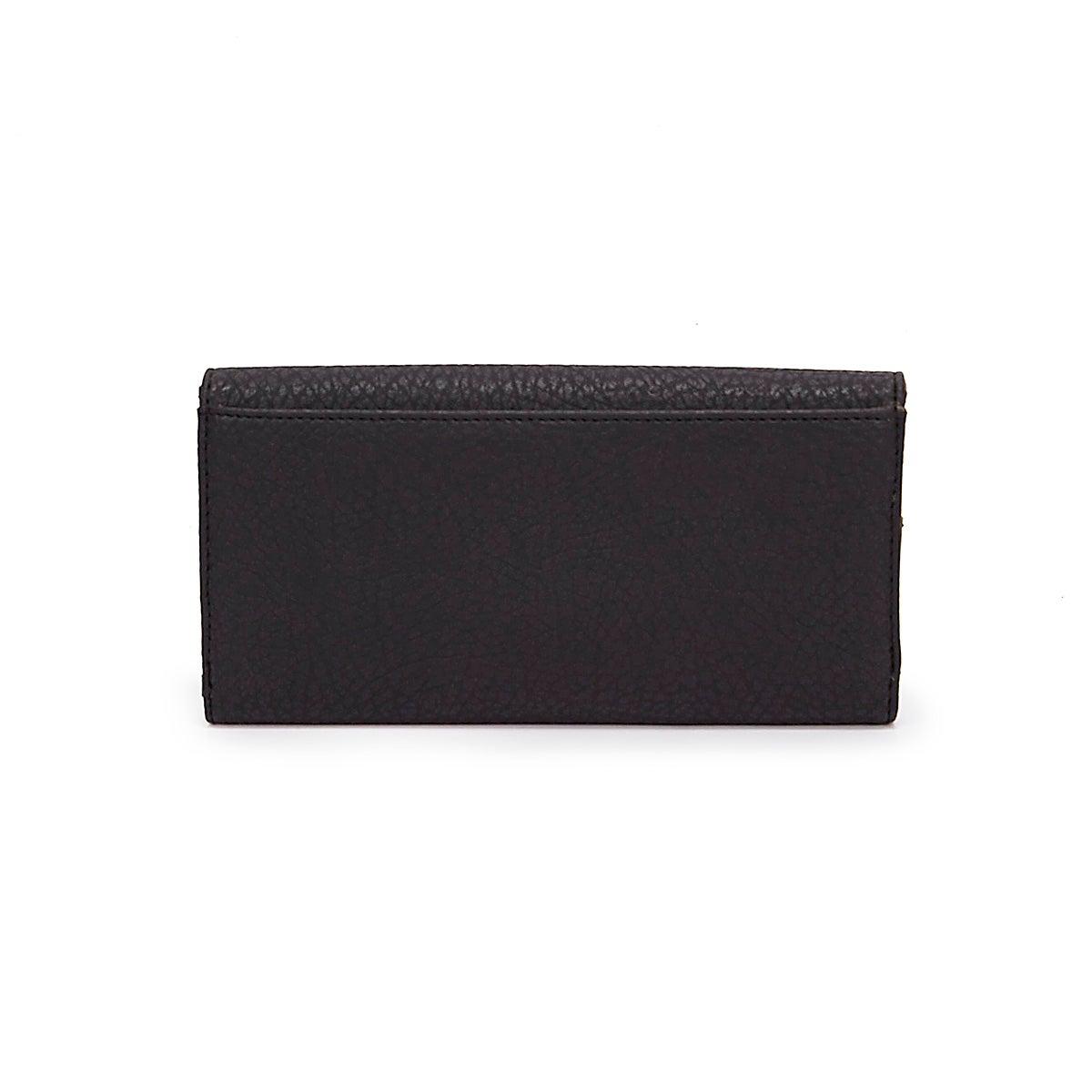 Lds Midnight black large wallet