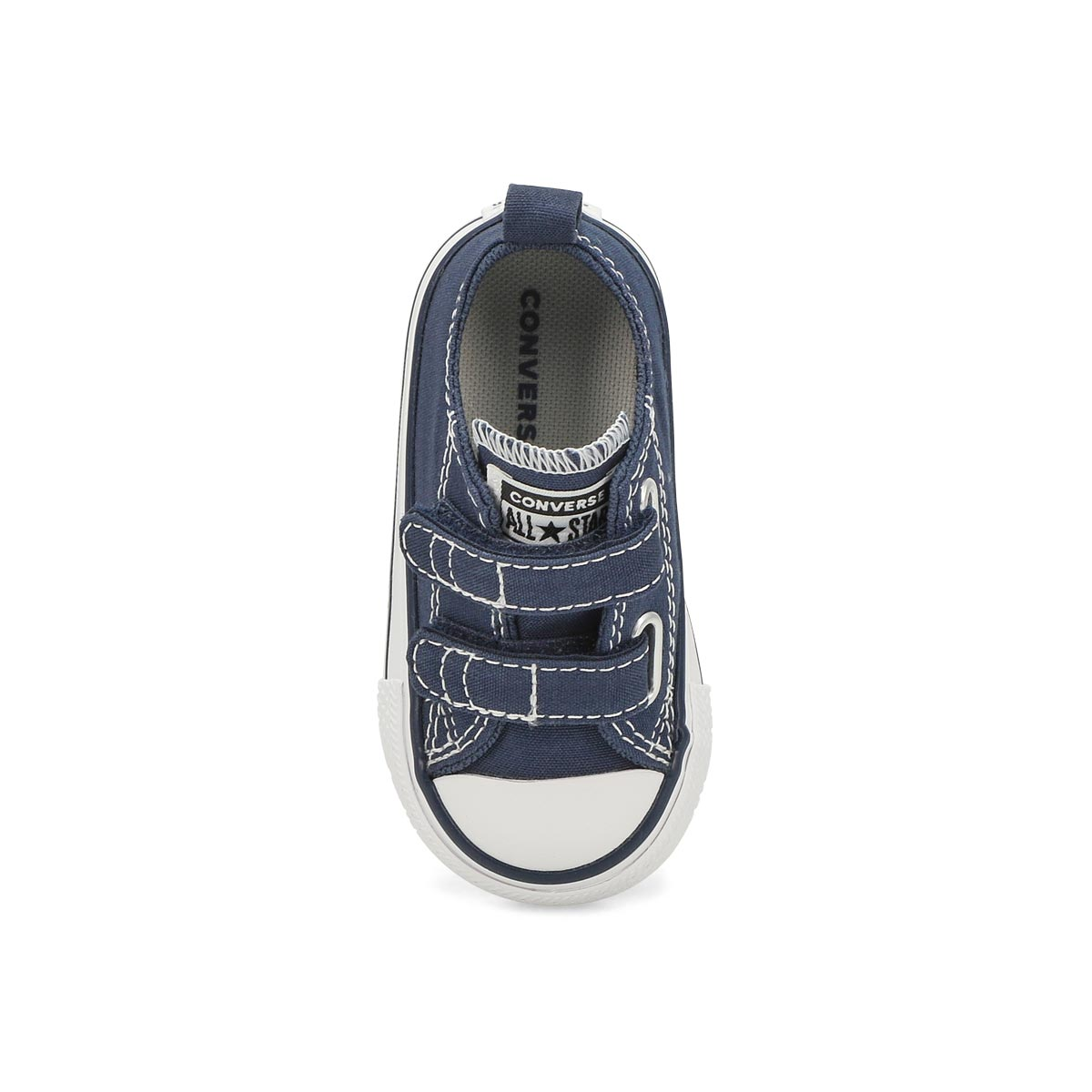 Infs Core V2 Ox navy canvas sneaker