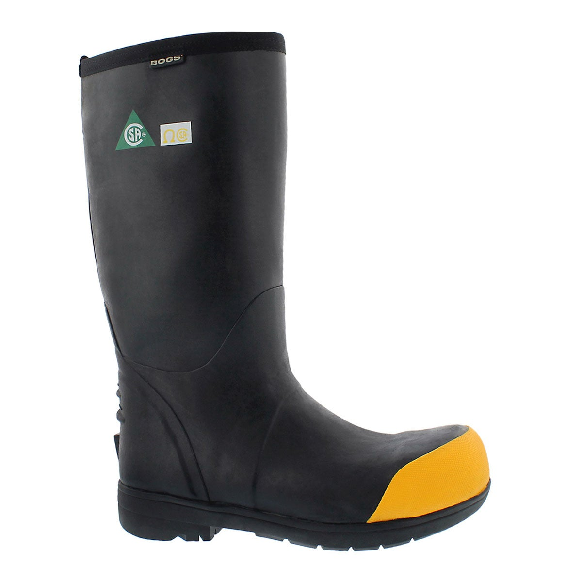 Mns Food Pro High ST CSA wtpf blk boot